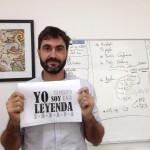 LEYENDA -Ahimsa-Campos-Arceiz