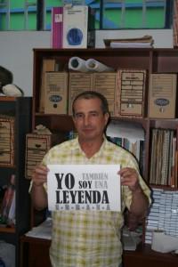 LEYENDA Enrique Bernárdez Rodríguez