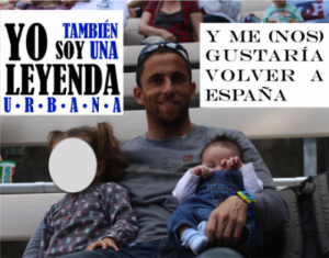 LEYENDA Javier Paz Yepes
