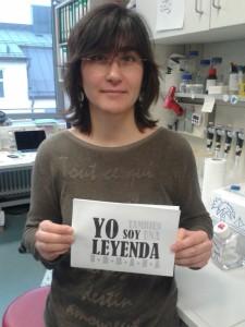 LEYENDA Vanesa Fernández